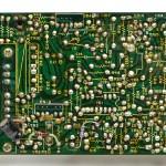 DENON (デノン) DP-6000 SERVO AMP回路基板 半田面 オーバーホール前