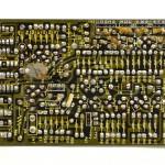 DENON (デノン) DP-6000 PHASE LOCK AMP回路基板 半田面 オーバーホール前