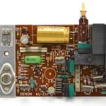 DENON (デノン) DP-6000 MOTOR DRIVE回路基板 部品面 オーバーホール後
