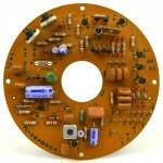 Technics (テクニクス) SP-10 制御回路基板 部品面 オーバーホール前