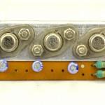 Technics (テクニクス) SP-10 駆動トランジスタ回路基板 部品面 オーバーホール前