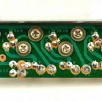 Technics (テクニクス) SP-10 駆動トランジスタ回路基板 半田面 オーバーホール後