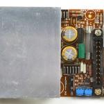 DENON (デノン) DP-6000 サーボアンプ回路基板 部品面 オーバーホール後