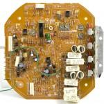 Lo-D (ローディ) TU-1000 メイン回路基板 部品面 オーバーホール前