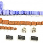 Technics (テクニクス) SL-01 オーバーホール交換部品