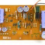 Technics (テクニクス) SP-10nk2 電源回路基板 部品面 オーバーホール前