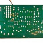 Technics (テクニクス) SP-10nk2 電源回路基板 半田面 オーバーホール前