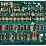 Technics (テクニクス) SP-10nk2 論理回路基板 部品面 オーバーホール後