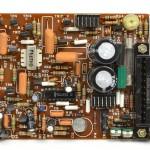 DENON (デノン) DP-6000 制御回路基板 部品面 オーバーホール前