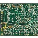DENON (デノン) DP-6000 制御回路基板 半田面 オーバーホール前