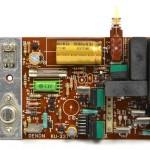 DENON (デノン) DP-6000 駆動回路基板 部品面 オーバーホール後