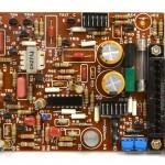 DENON (デノン) DP-6000 制御回路基板 部品面 オーバーホール後