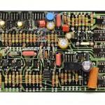 DENON (デノン) DP-6000 位相制御回路基板 部品面 オーバーホール後