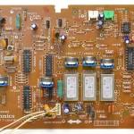 Technics (テクニクス) SL-1000mk3 コントロール回路基板 部品面 オーバーホール前