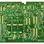 Technics (テクニクス) SL-1000mk3 コントロール回路基板 半田面 オーバーホール前
