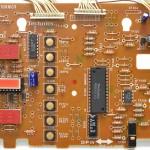 Technics (テクニクス) SL-1000mk3 オペレーション回路基板 部品面 オーバーホール前