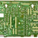 Technics (テクニクス) SL-1000mk3 オペレーション回路基板 半田面 オーバーホール前