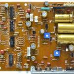 Technics (テクニクス) SL-1000mk3 電源・オペレーション回路基板 部品面 オーバーホール後