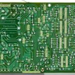 Technics (テクニクス) SL-1000mk3 電源・オペレーション回路基板 半田面 オーバーホール後