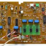 Technics (テクニクス) SL-1000mk3 コントロール回路基板 部品面 オーバーホール後