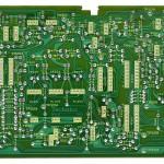 Technics (テクニクス) SL-1000mk3 コントロール回路基板 半田面 オーバーホール後