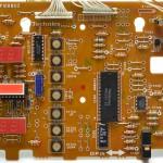 Technics (テクニクス) SL-1000mk3 オペレーション回路基板 部品面 オーバーホール後