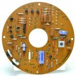 LUXMAN (ラックスマン) PD121 制御回路基板 部品面 オーバーホール前