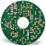 LUXMAN (ラックスマン) PD121 制御回路基板 半田面 オーバーホール前