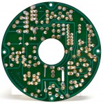 LUXMAN (ラックスマン) PD121 制御回路基板 半田面 オーバーホール後