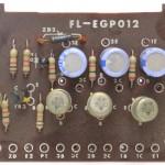 Technics (テクニクス) MPL-10C 駆動回路基板 部品面 オーバーホール前
