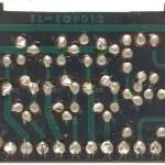 Technics (テクニクス) MPL-10C 駆動回路基板 半田面 オーバーホール前