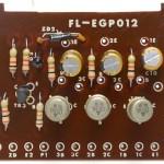 Technics (テクニクス) MPL-10C 駆動回路基板 部品面 オーバーホール後