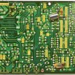 Technucs (テクニクス) SP-10mk3 電源・オペレーション回路基板 半田面 オーバーホール前