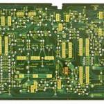 Technucs (テクニクス) SP-10mk3 コントロール回路基板 半田面 オーバーホール前