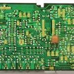 Technucs (テクニクス) SP-10mk3 ドライブ回路基板 半田面 オーバーホール前