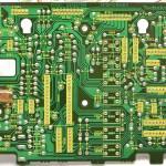 Technucs (テクニクス) SP-10mk3 オペレーション回路基板 半田面 オーバーホール前
