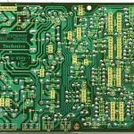 Technucs (テクニクス) SP-10mk3 電源・オペレーション回路基板 半田面 オーバーホール後
