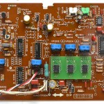 Technucs (テクニクス) SP-10mk3 コントロール回路基板 部品面 オーバーホール後