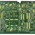 Technucs (テクニクス) SP-10mk3 コントロール回路基板 半田面 オーバーホール後