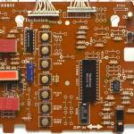 Technucs (テクニクス) SP-10mk3 オペレーション回路基板 部品面 オーバーホール後