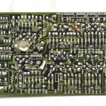 DENON (デノン) DP-6000 クオーツロック回路基板 半田面 オーバーホール後