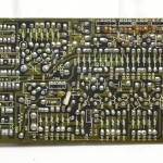 DENON (デノン) DP-6000 位相サーボ回路基板 半田面 オーバーホール前