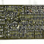 DENON (デノン) DP-6000 位相サーボ回路基板 半田面 オーバーホール後