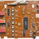Technics (テクニクス) SP-10mk3オペレーション回路基板 部品面 オーバーホール後