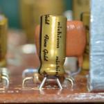 Technics (テクニクス) SP-10mk3 電解コンデンサの実装方法