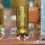 Technics (テクニクス) SP-10mk3 電解コンデンサ実装方法