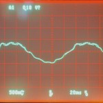 Technics (テクニクス) SP-10mk3 モーター駆動波形 オーバーホール後 45rpm