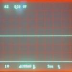 Technics (テクニクス) SP-10mk3 電源回路出力波形 オーバーホール後 33rpm