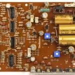Technics (テクニクス) SP-10mk3 電源・オペレーション回路基板 部品面  メンテナンス後