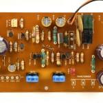Technics (テクニクス) SP-10mk2 電源回路基板 部品面 メンテナンス後